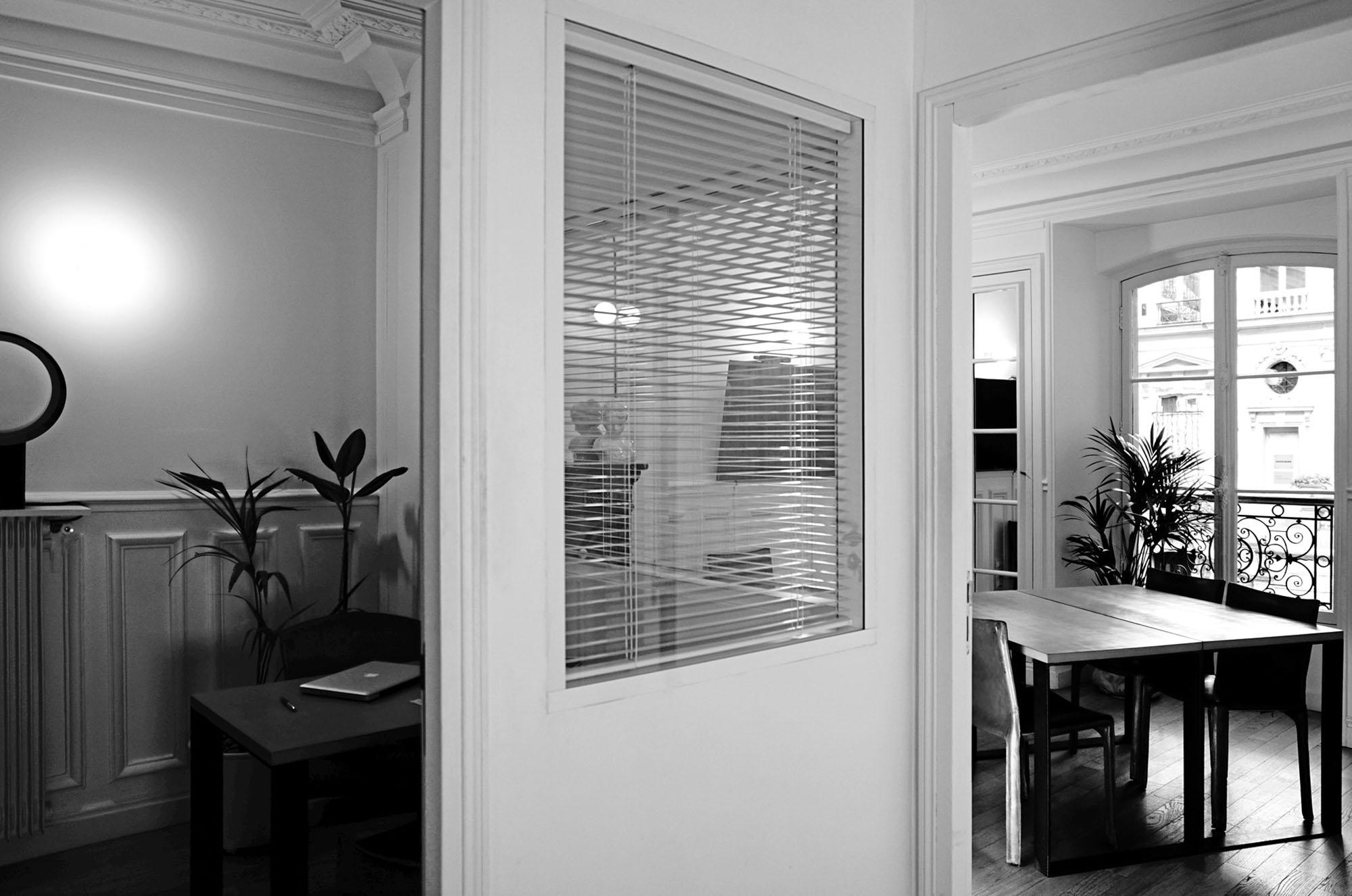 intérieur Elzéar Executive Search Paris 8