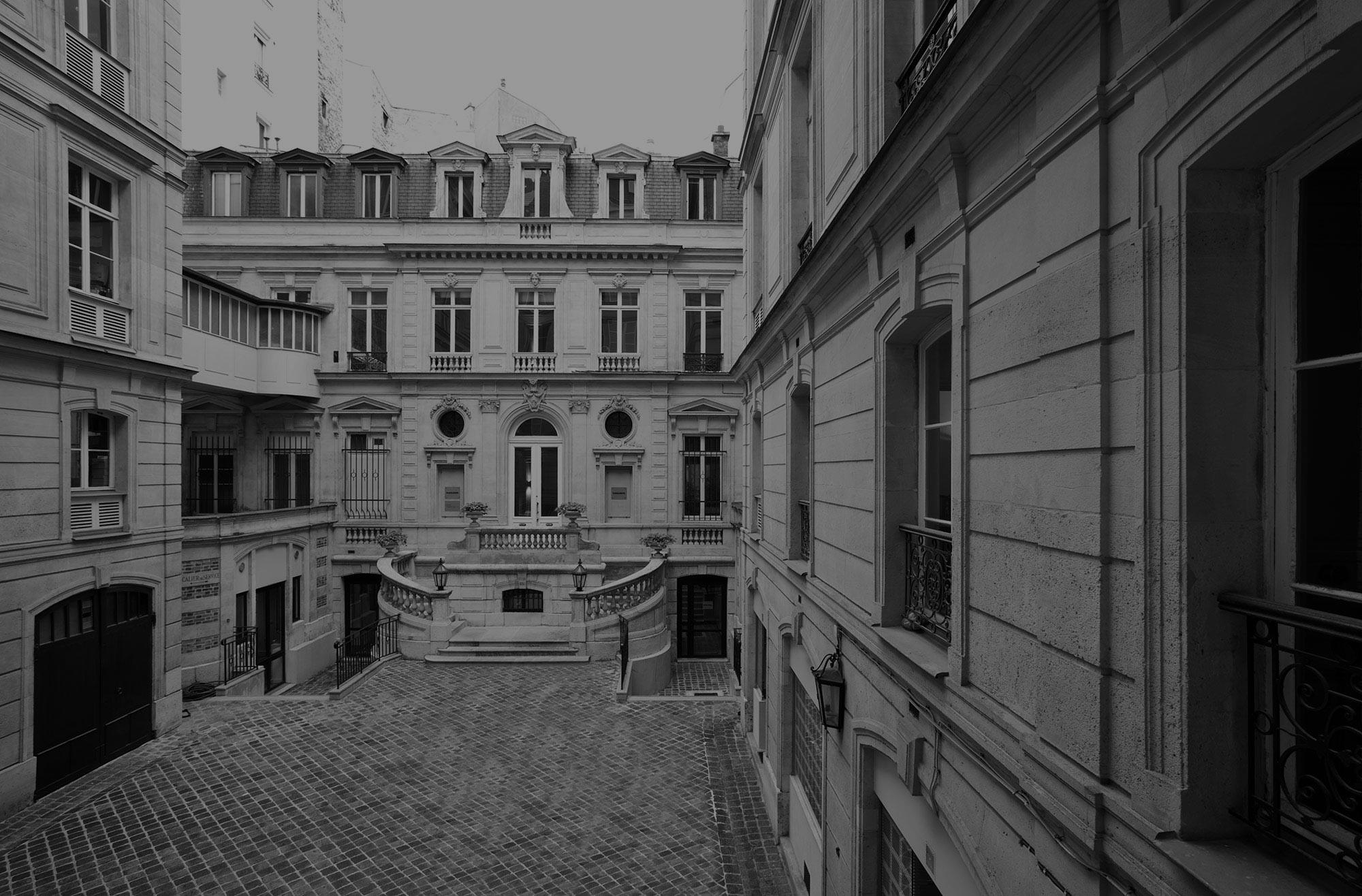 batiment Elzéar Executive Search Paris 8